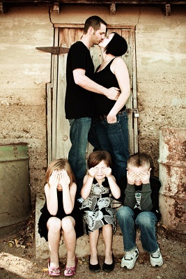 Adorable Family Picture Idea
