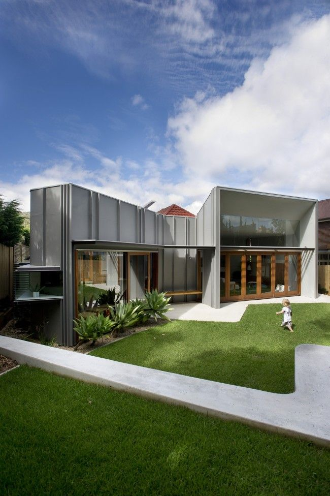 The 2012 Houses Awards - Smith house by David Boyle | Designhunter - architecture & design blog
