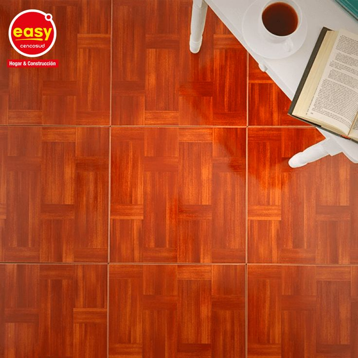Dale ese toque especial a tu sala con este piso de cerámica. #FeriaDePisosyParedes #Pisos #Easy #Feria #Paredes #Deco