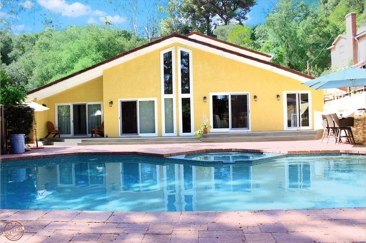 Pool, Paint, Deck & General remodeling by Supreme Remodeling. Glandale CA 2015