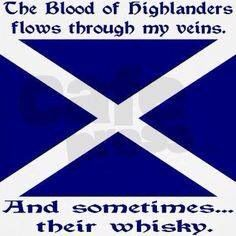 "Born a Scot Die a Scot and remember ""Culloden 1746"".  We highlanders will never forget."