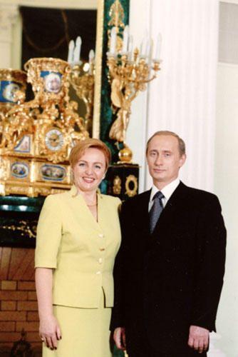 Ludmila Putina