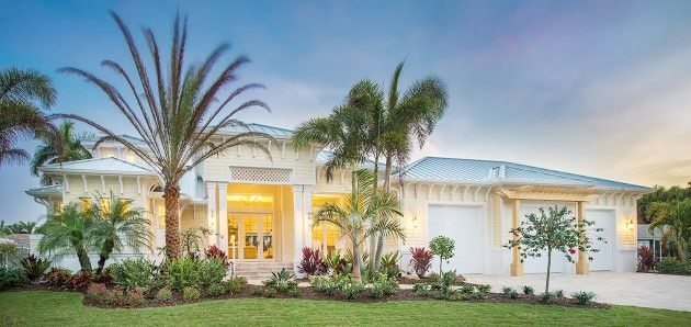 key west style home plan - Google Search