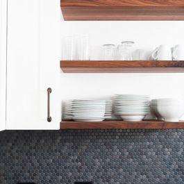 Rustic Modern Kitchen - modern - kitchen - san francisco - Regan Baker Design