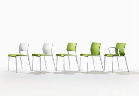 Juno Chair by James Irvine for Arper. Available from Stylecraft.