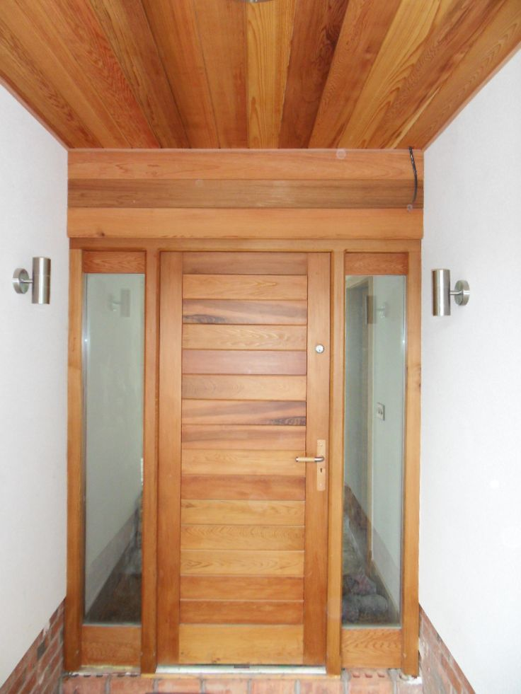 Cedar Door Outdoor Space Cedar Door Exterior Doors Doors