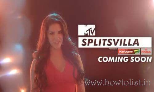 MTV SplitsVilla audition details