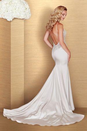Style 4665 back Paloma Blanca wedding dress Spring 2016 Collection.jpg