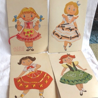 Vintage sewing cardsBaby Products, Childhood Memories, Vintage Children, Toys Sewing, Sewing Cards, Vintage Sewing, Children Toys, Vintage Toys, Kids Toys