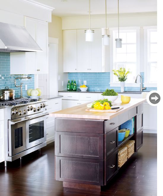 Best 25+ Blue Yellow Kitchens Ideas On Pinterest