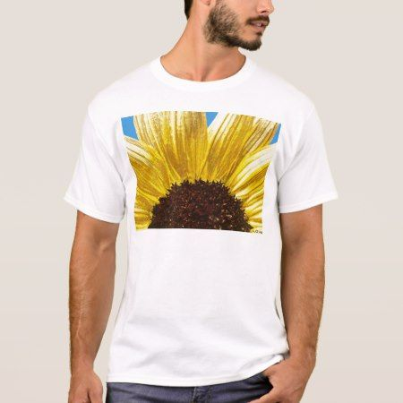 Sunflower 58 T-Shirt - tap, personalize, buy right now!