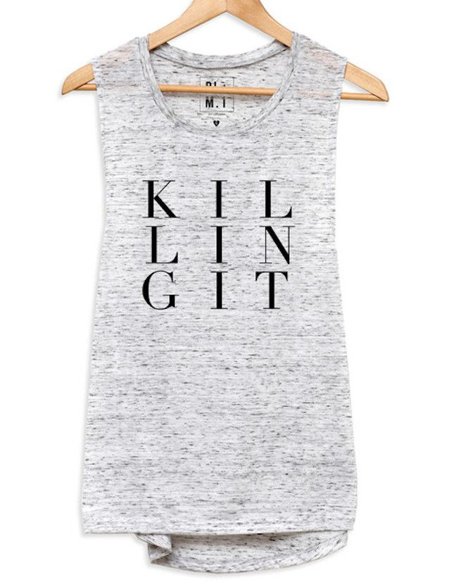 13 #Fitspo Tanks That Will Motivate You to Work Out via Brit + Co
