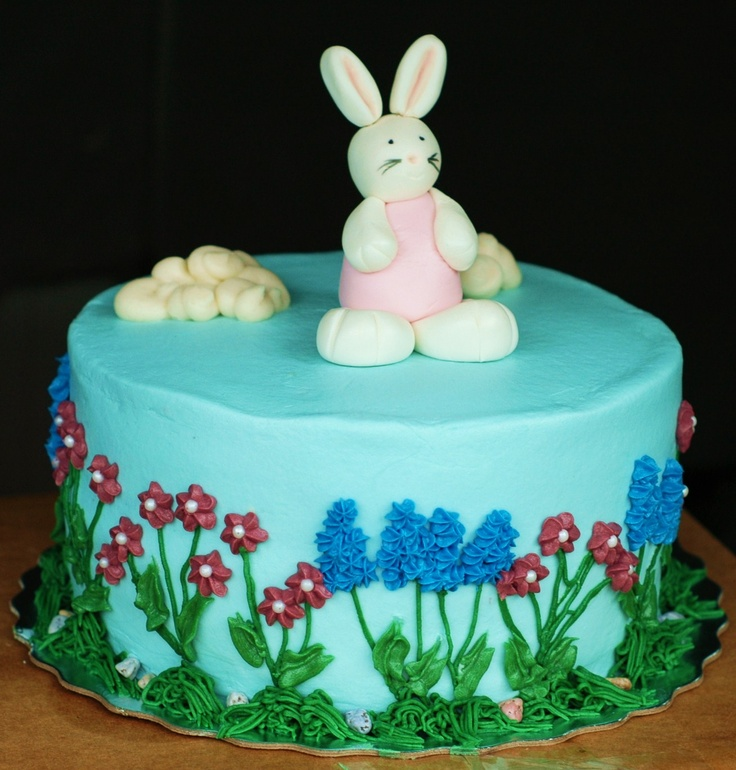 Easter Cake Design Ideas : Easter Cake Ideas Easter Pinterest