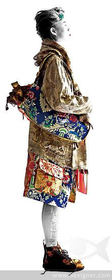 Fashion in Motion Kansai Yamamoto