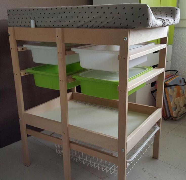 die besten 25 ikea hack sniglar ideen auf pinterest ikea beistellbett beistellbett baby und. Black Bedroom Furniture Sets. Home Design Ideas