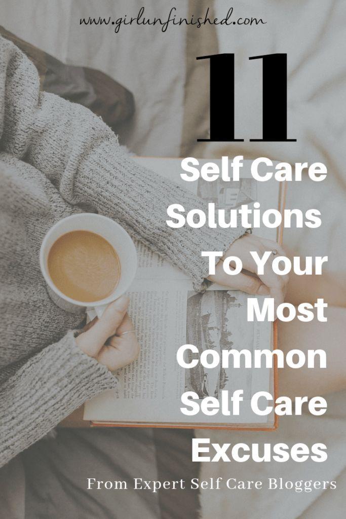 Es ist leicht, Ausreden zu finden, um sich selbst zu pflegen. Aber ich habe mit so zusammengearbeitet …   – Sacred Self-Care