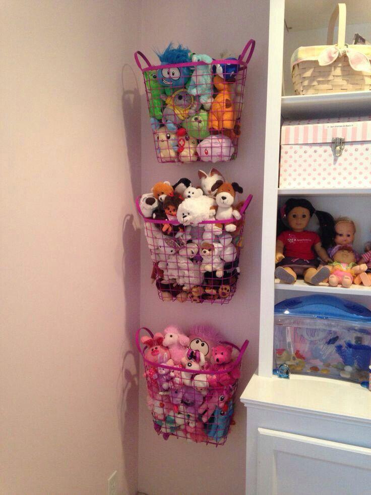 Tip para organizar el cuarto de tus hijos. #organizar #juguetes