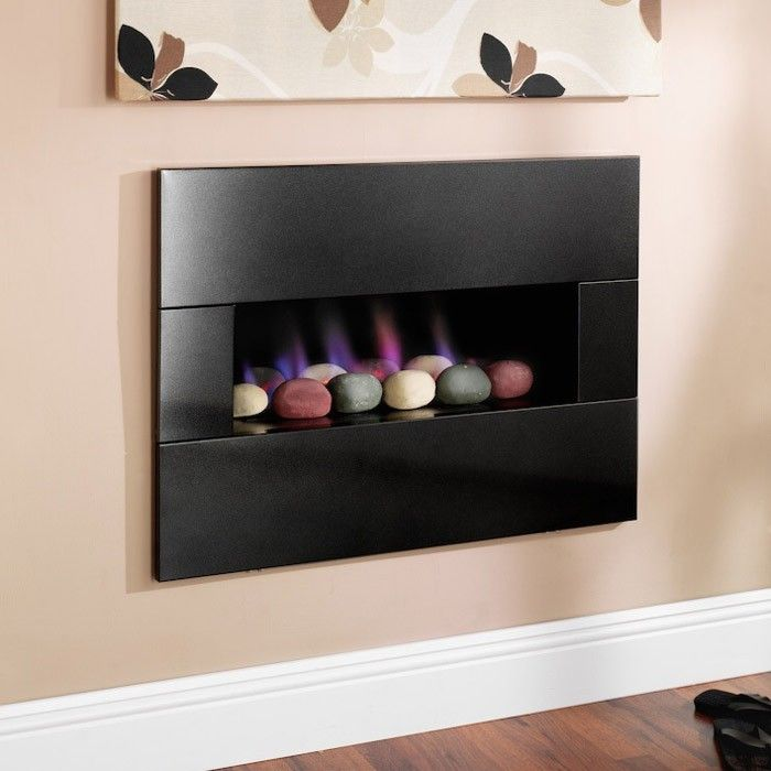 Fireplace Design wall fireplaces : The 17 best images about Fireplaces on Pinterest | Wall mount ...