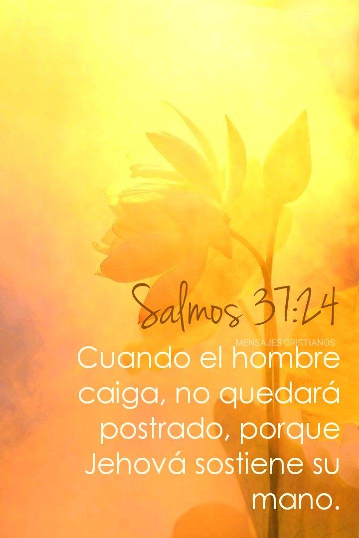 Salmos 37 24 Salmo 37 Versículos Bíblicos Salmos