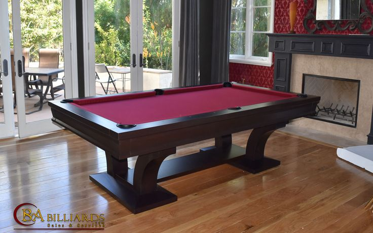 CONTEMPORARY POOL TABLES : Custom Pool Tables : Modern Pool Tables : Babilliards.com