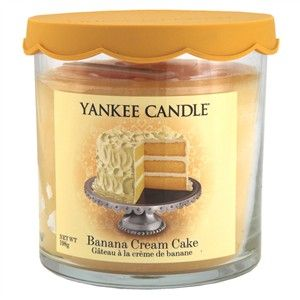 Yankee Candle Banana Cream Cake