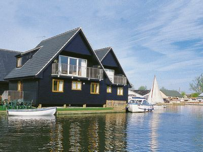 Daisy Broad Lodges - Heron20in Norfolk