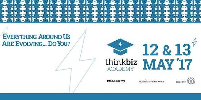 Η ΔΕΠΑ υποστηρίζει το ThinkBiz Academy Στις 12 & 13 Μαΐου διοργανώνεται το 2ήμερο πολυσυνέδριο ThinkBiz Academy με στόχο τη γνωριμία, εξοικείωση και εκπαίδευση των νέων με την επιχειριματικότητα.