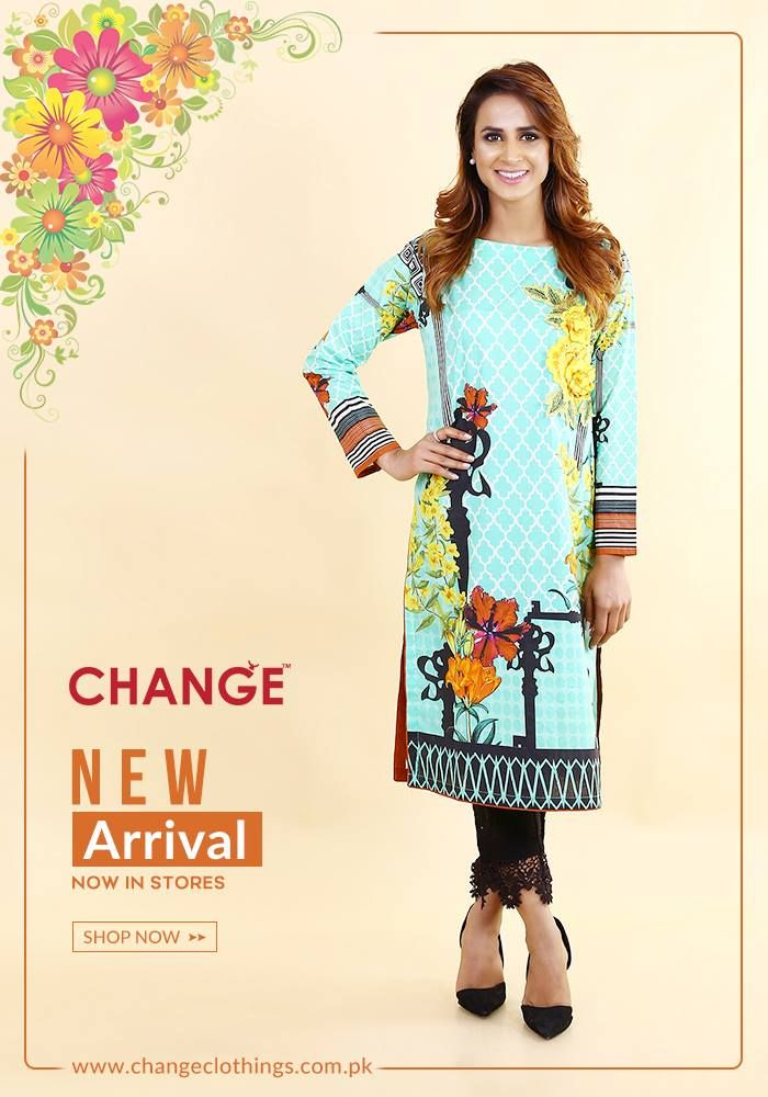 Indulge with the luxurious Eid celebration with Change Clothings and grab your favourite attire for this EID. Read our blog http://changeclothings.blogspot.com/2017/08/wear-perfect-color-this-eid.html  #Eid #BakraEid #EidCollection #FormalEidDresses #ChangeClothings