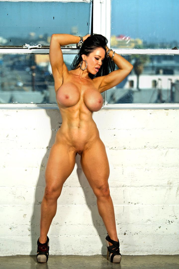 muscle Nude samantha kelly