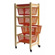 carrello-da-cucina-portafrutta-in-legno-naturale-cestelli-arancio--h8240