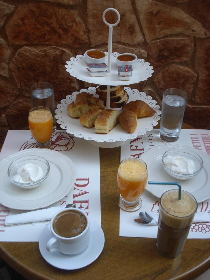 Pension Dafni Breakfast!