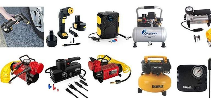 The Best Portable Air Compressor Reviews & Ultimate Buying Guide