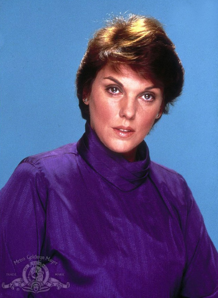 Tyne Daly in Cagney & Lacey (1982-88, CBS)