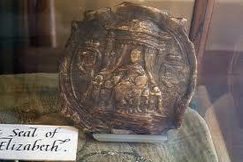 seal of Elizabeth 1st