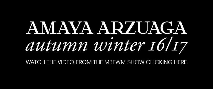 Amaya Arzuaga E-shop