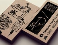 46 best tattoo business cards images on pinterest picture tattoos elite suicide tattoo business card tattoos picture tattoo business cards colourmoves