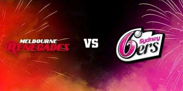 Melbourne Renegades vs Sydney Thunder betting Tips