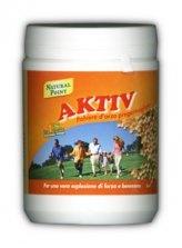 Aktiv è una formula d'orzo pregermogliato che ha in sé tutta la vitalità di un seme appena dischiuso che sta per germogliare. In questo modo si attivano tutti i fattori nutritivi (vitamine, minerali, enzimi e aminoacidi).  Per le sue ottime proprietà energetiche, nutritive e curative, l'orzo è adatto a tutte le età.  http://www.macrolibrarsi.it/prodotti/__aktiv_orzo_attivato.php?pn=3148
