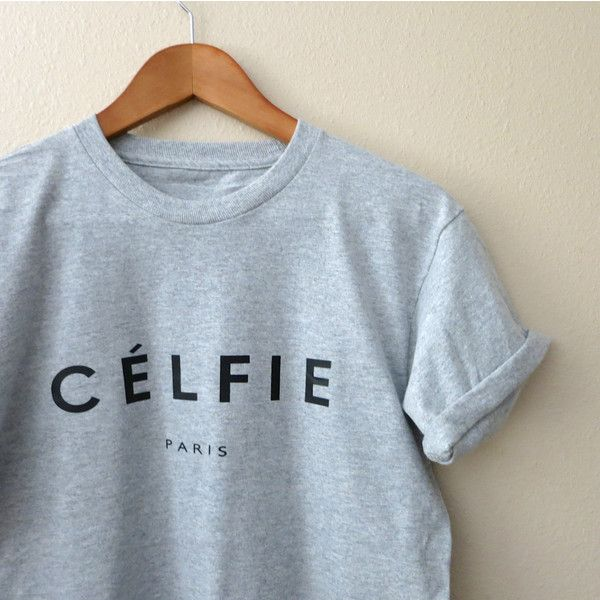 Celfie Shirt Celfie T-Shirt Celfie Tshirt Selfie Shirt Unisex T-Shirt... ($14) ❤ liked on Polyvore featuring tops, t-shirts, white, women's clothing, unisex tees, white shirt, unisex shirts, white t shirt and unisex t shirts