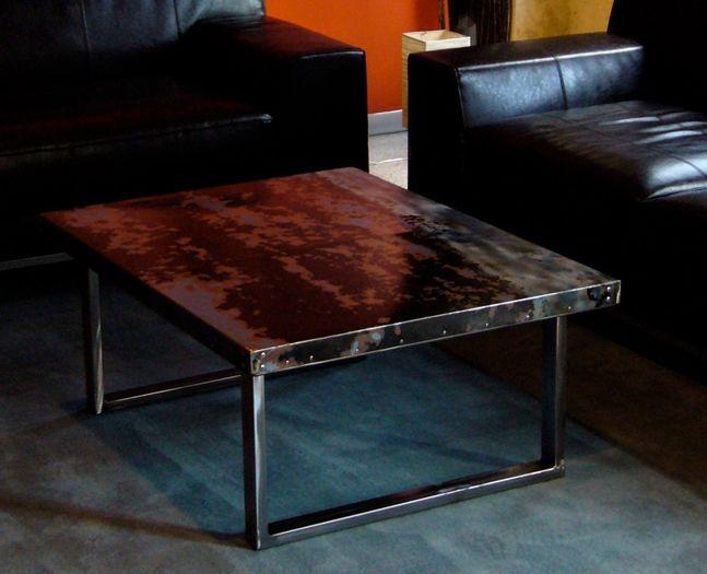 Junk Car Tables | Cool Material