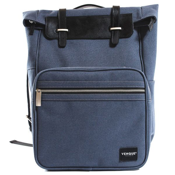 Venque - Arctic Fold Blue Backpack