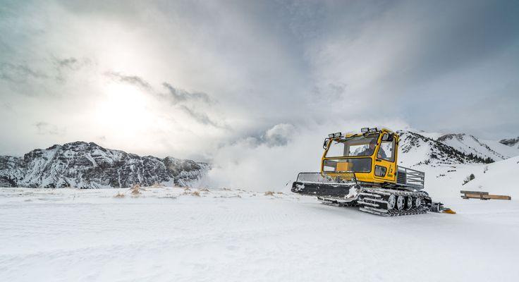 Winterwandern auf gut präparierten Wegen ist im #tannheimertal möglich. Foto: Achim Meurer