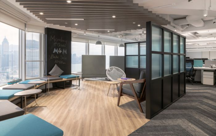 Office Tour Fp Marine And Howden Insurance Brokers Offices Hong