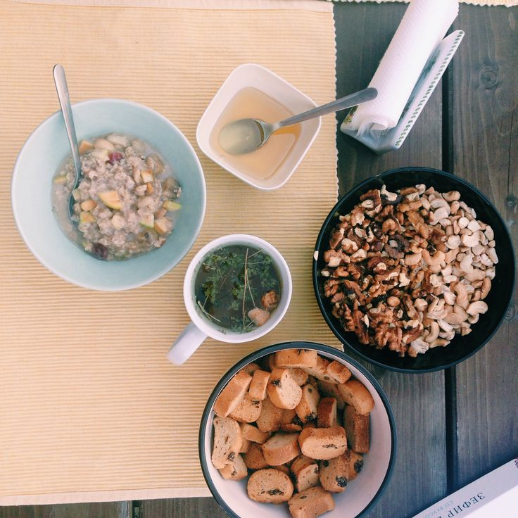 Good morning. Breakfast.