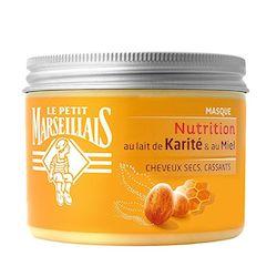 Masque pour cheveux nourrissant au karité et au miel  #capillaire #masque #soins  #karité #miel #lepetitmarseillais #cheveux #beauté #protections #monvanityideal   Plus de conseils pour vos cheveux sur www.monvanityideal.com