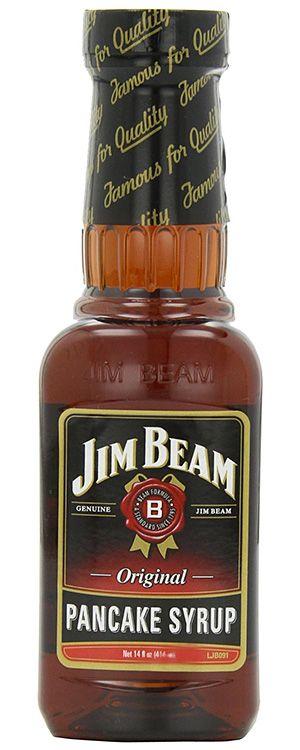 Jim Beam Pancake Syrup