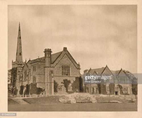 Repton School', 1923. Repton School, for private and... #buxtonderbyshire: Repton School', 1923. Repton School, for… #buxtonderbyshire