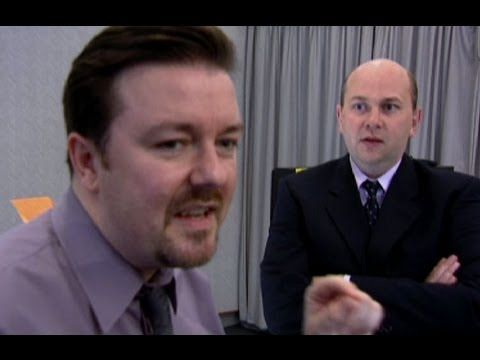 UK The Office - Staff Training going wrong