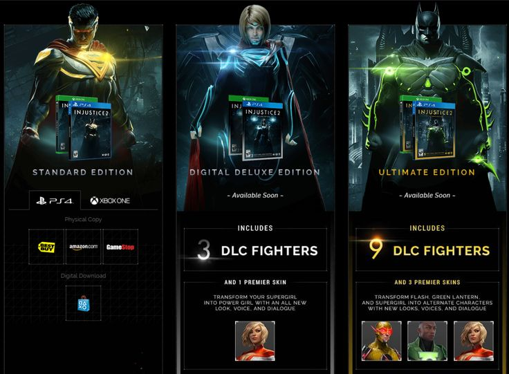 The Lines are Redrawn in Injustice 2 Game Trailer