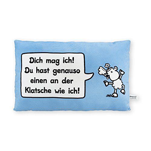 "Sheepworld 42792 Plüschkissen ""Klatsche"" Sheepworld https://www.amazon.de/dp/B00MOM244W/ref=cm_sw_r_pi_dp_x_OInjybJ54FRT1"
